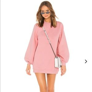 Sweatshirt dress by Lovers + Friends